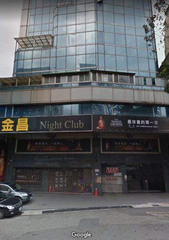 台北馬卡龍酒店-禮服店