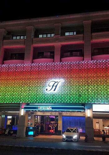 台南H商務會館